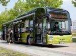Mankomunitateak eta TCC enpresak autobus hibrido bat probatuko dute Eskualdeko Hiri Garraioko sarean